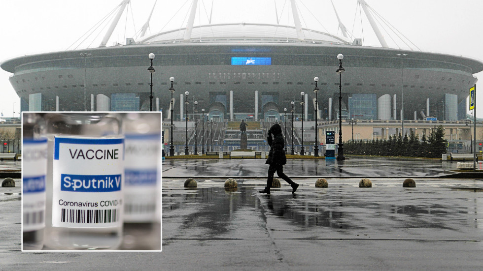Plenty of needle: Russian Premier League leaders Zenit invite fans to get jabbed with Covid-19 vaccine Sputnik V at home matches