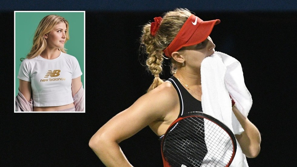 'Frustrated' Bouchard blows chance of first title in 7 years after proclaiming 'new chapter' in bid to break back into top 100