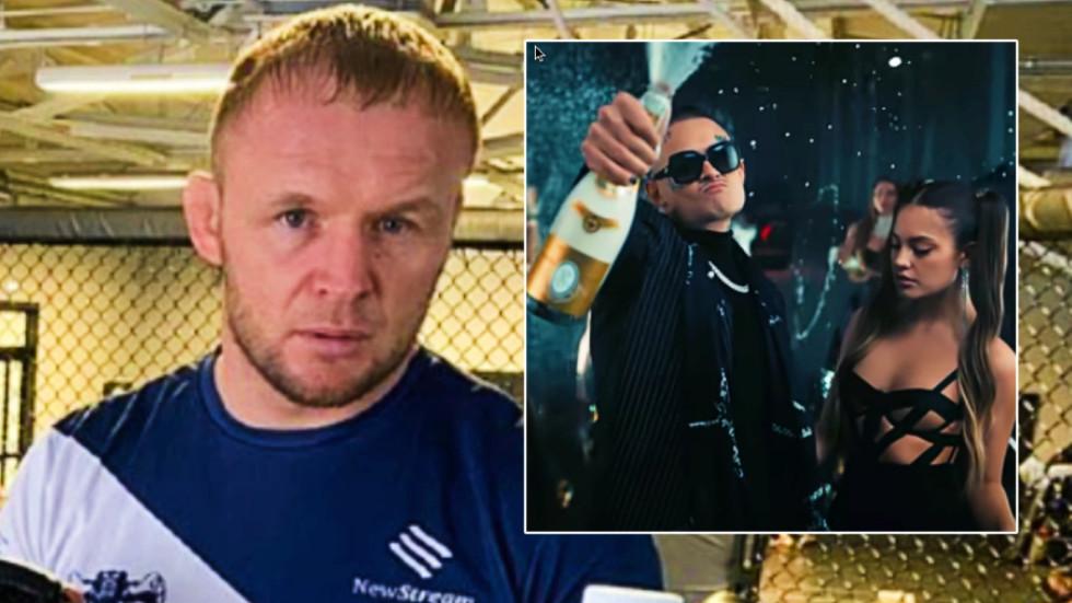 Shocked ex-MMA champ Shlemenko slams top rapper