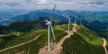 China leads global growth in wind power capacity