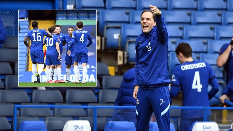 Chelsea fans hail Tuchel revolution as they edge closer to century-old club record