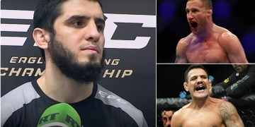 Islam Makhachev targets Rafael dos Anjos or Justin Gaethje as surging UFC contender aims to step from Khabib's shadow (VIDEO)