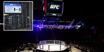 The devil's in the details: Dana White boasts UFC 261 is SOLD OUT – but fans in the US are warned attendance could result in DEATH