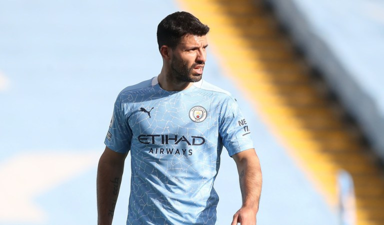 Man City confirm 'emotional farewell' to Aguero as club commission statue of star with Barca and PSG reportedly plotting moves