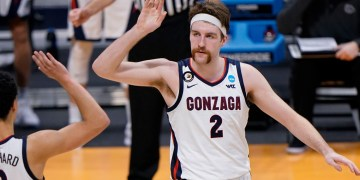 Gonzaga on cruise control in men's NCAA Tournament