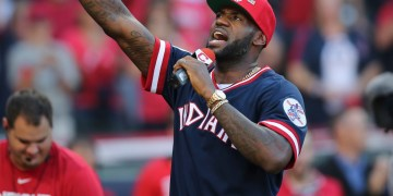 LeBron James is now a part-owner of the Boston Red Sox