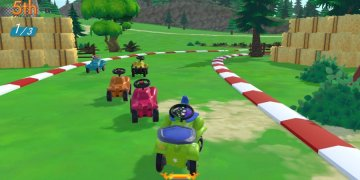 Review: BIG-Bobby-Car - The Big Race - Chugs A Bit, But Fine For A First Little Runabout