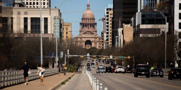 When Texas ended its mask mandate, the event cancellations started — and the losses are adding up