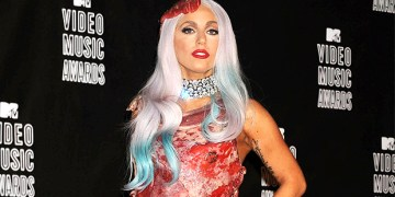 Happy 35th Birthday, Lady Gaga: See Her Wildest Looks Of All-Time — Meat Dress & More