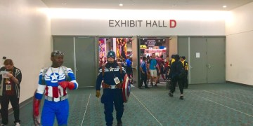 San Diego Comic-Con plans in-person convention Thanksgiving weekend