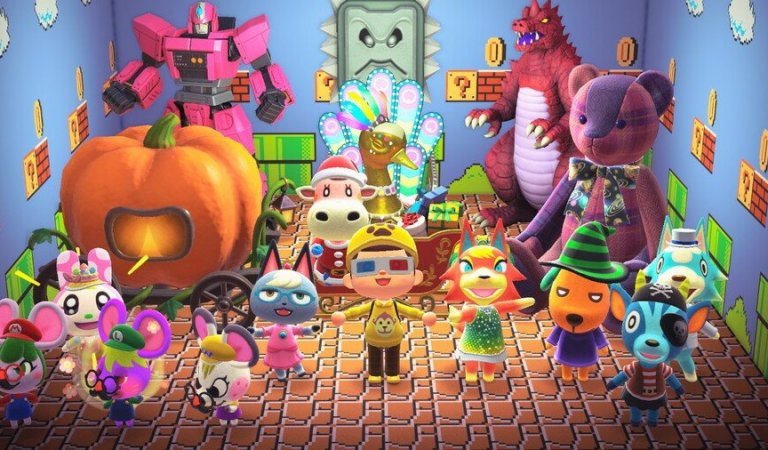 Gallery: Animal Crossing: New Horizons – A Year In Pictures