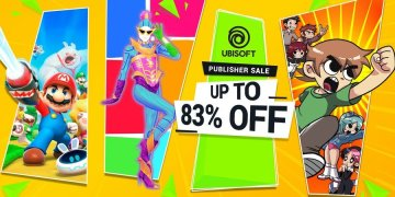 Reminder: Ubisoft's Latest Switch Sale Ends Today, Up To 83% Off Top Games (North America)