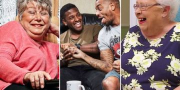 Gogglebox nominated for Bafta after hilarious must-see TV moment