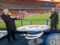 Lineker apologises to Shearer for poking fun at him with FA Cup graphic