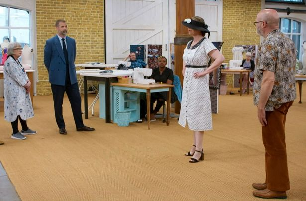 Great British Sewing Bee 'summer week' turns up heat for Hull contestants