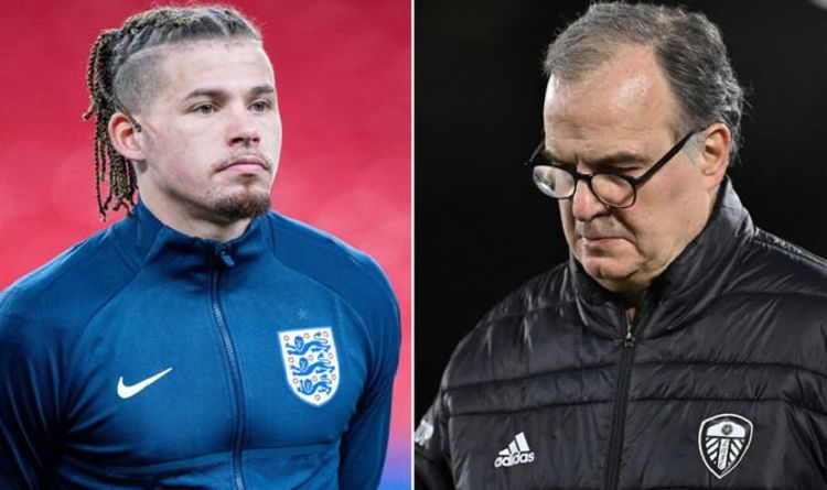 Leeds star Kalvin Phillips makes classy Marcelo Bielsa admission over England Euros hopes