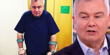 Eamonn Holmes says 'my pain hasn't gone away' as he gives update on diagnosis