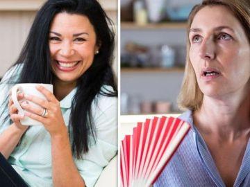 Menopause: Six natural herbal blends to ease troublesome symptoms