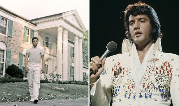 Elvis Presley: Graceland upstairs layout and attic entrance described by The King's cousin