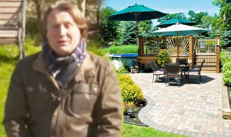 'What a dramatic difference that makes': David Domoney shares easy patio cleaning hack