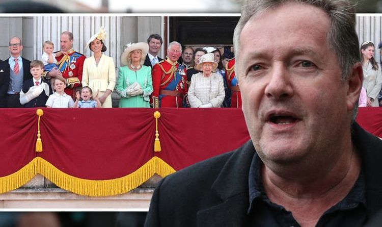Piers Morgan 'receives messages of gratitude' from Royal Family after standing up for them