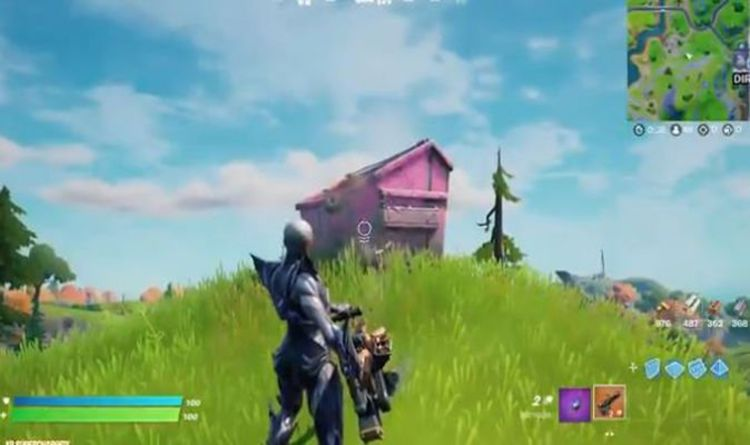 Fortnite Recycler: What does the Recycler do in Fortnite, how do I get it?