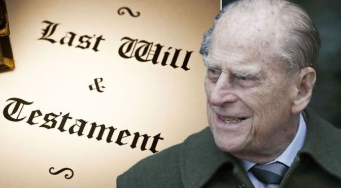Prince Philip will: The royals who could inherit his staggering £24million estate