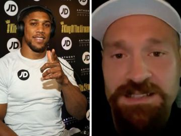 Tyson Fury confirms four 'big offers' on table for Anthony Joshua mega-fight in new update