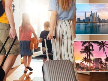 Holidays: Portugal, Dubai and US flights boosted following foreign travel update