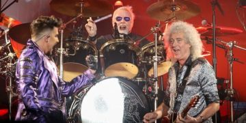 Brian May praises 'gallant' fans keeping Queen and Adam Lambert tickets 'It'll be alright'