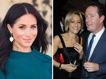 Piers Morgan told Emily Maitlis GMB put him on brink of divorce before Meghan row