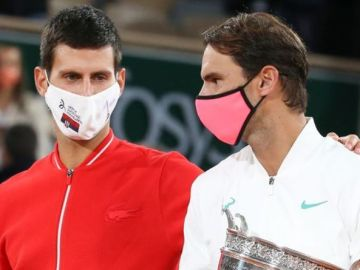 Rafael Nadal criticised for 'salty' Novak Djokovic comment over Roger Federer record