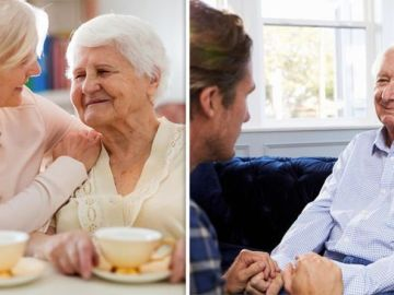 Dementia care: Tips to communicate more effectively with a person with Alzheimer's