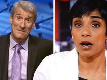 Reeta Chakrabarti: BBC News anchor hits back at Jeremy Paxman's 'any fool' remarks