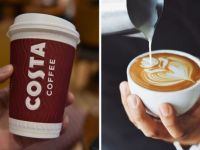 Costa Coffee: How to get drinks for 50p at Costa this week