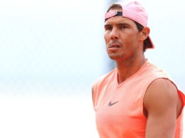 Rafael Nadal's training partner Daniil Medvedev tests positive for Covid in Monte-Carlo