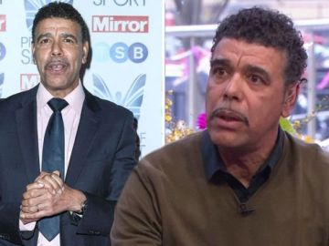 Chris Kamara diagnosed with underactive thyroid after undergoing scan for 'brain fog'