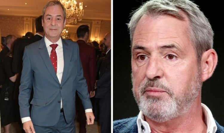 Neil Morrissey's war on woke as Syndicate star dressed down Oxbridge elites running TV
