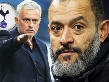 Tottenham eye Nuno Espirito Santo as Jose Mourinho replacement - EXCLUSIVE