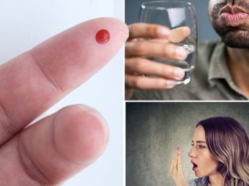 Diabetes type 2 symptoms: Eight signs your blood sugar levels have become life-threatening