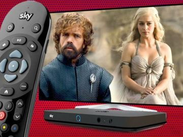 Sky Q just added new voice controls that only Game of Thrones fans will understand