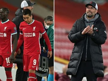 Liverpool's Champions League failure shows Roberto Firmino isn't Jurgen Klopp's only issue