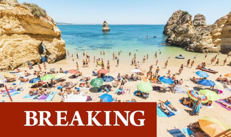 Portugal travel ban lifted: Holidays to Iberian country to restart for Britons