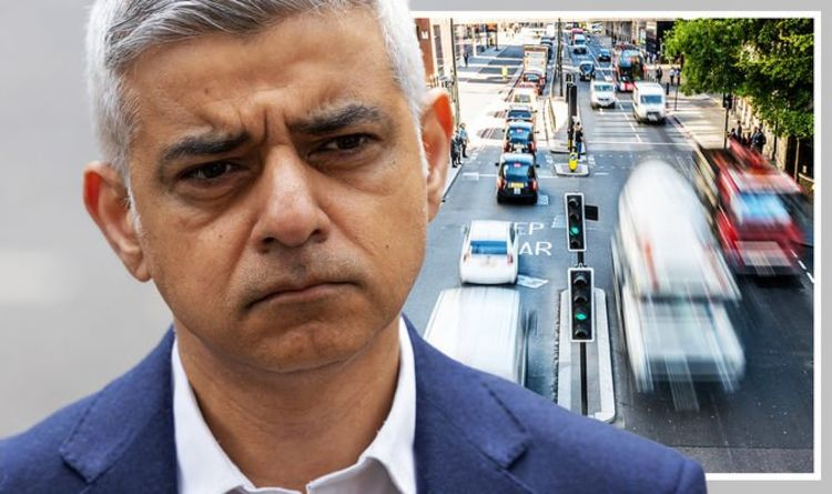 New London car tax changes to have 'massive impact' on drivers – Sadiq Khan 'at his worst'