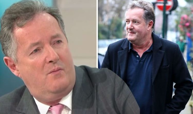 Piers Morgan sparks frenzy as he congratulates GMB on award nomination after his exit