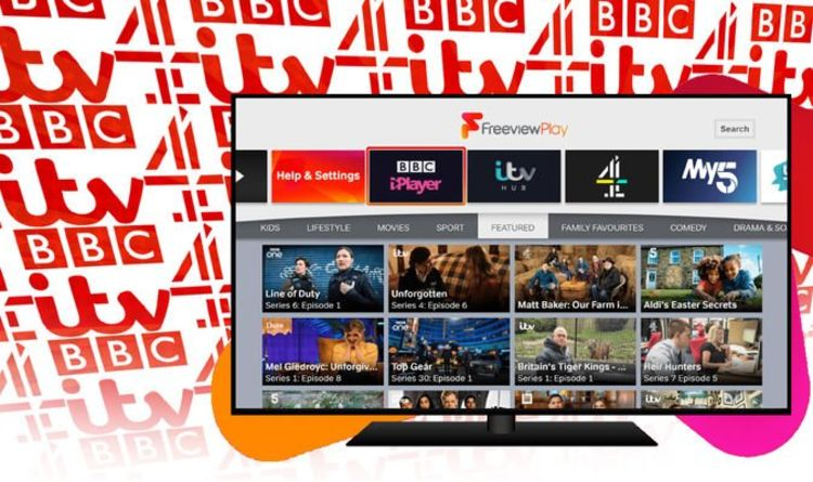 Freeview TV gets HUGE investment as BBC, ITV and Channel 4 pledge MILLIONS to service
