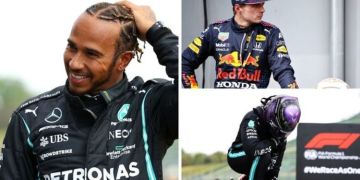 Lewis Hamilton surprised by pole position as Max Verstappen vows to make race 'difficult'