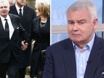 'Without Ruth I wouldn't be able to cook or clean' Eamonn Holmes details health struggles