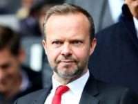 Ed Woodward breaks silence over Man Utd exit and namedrops three players