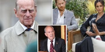 Prince Philip 'saddened' as royals 'portrayed as a soap opera' amid Megxit, says Brandreth